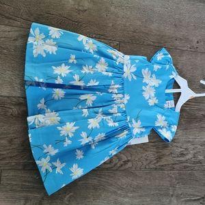 BNWT Carter's daisy dress 12M